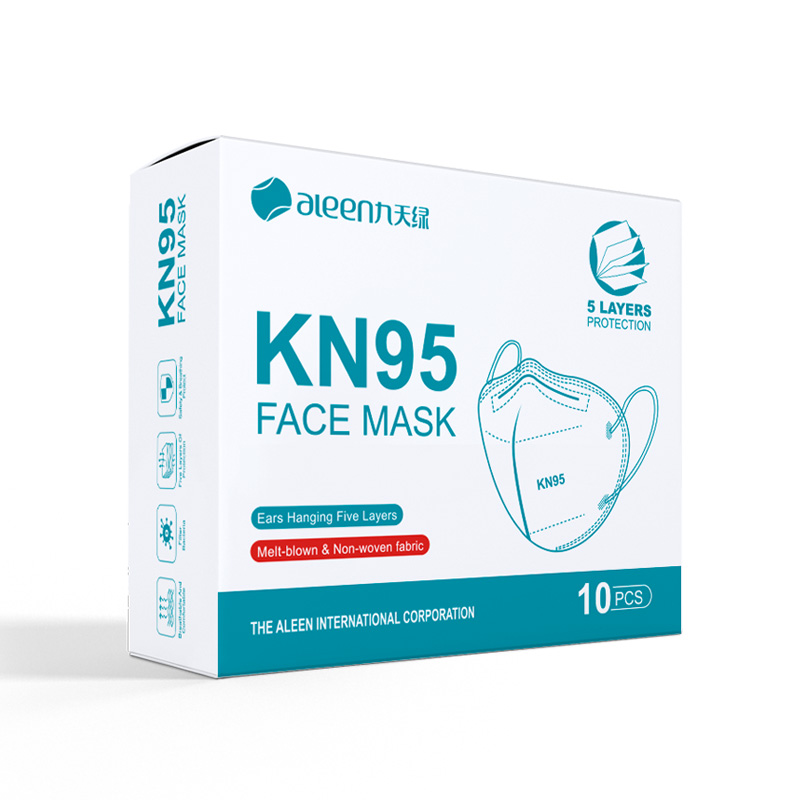 一次性使用KN95口罩